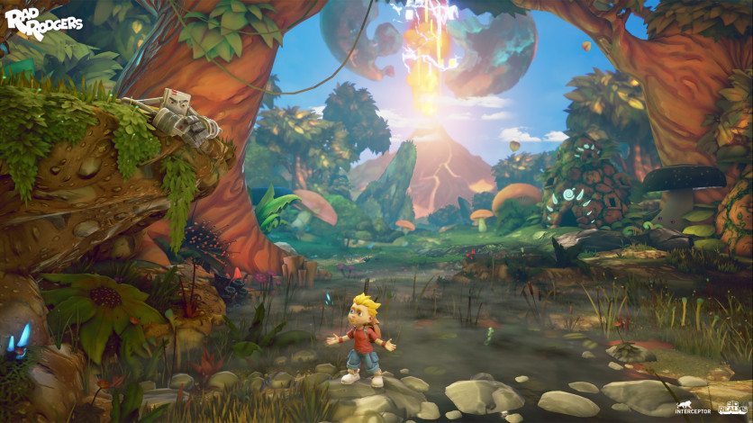 Screenshot 3 - Rad Rodgers: World One