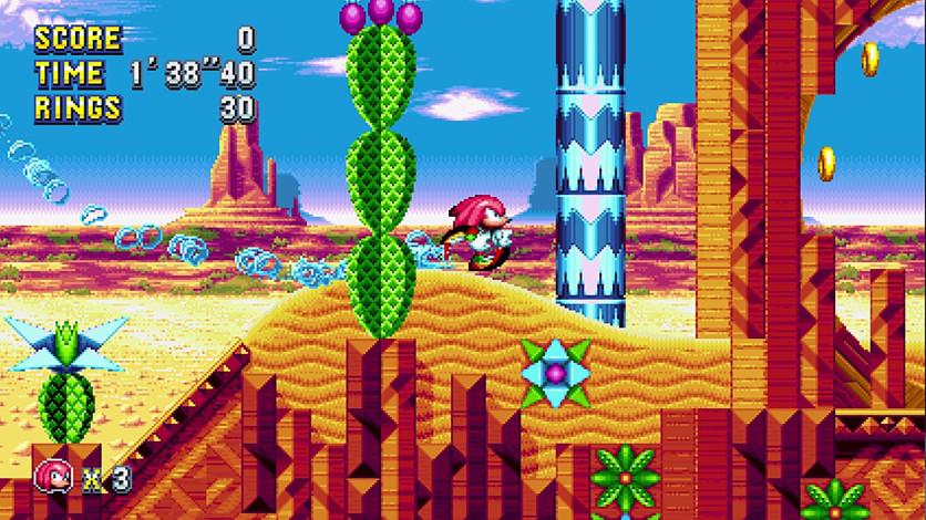 Sonic Mania Pc скачать торрент - фото 4