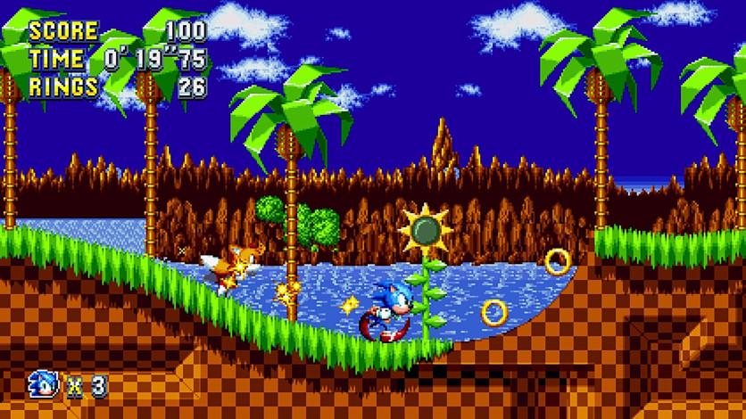 Sonic Mania Pc скачать торрент - фото 6