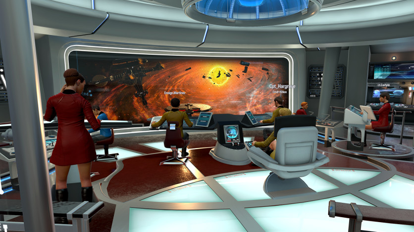 Screenshot 2 - Star Trek: Bridge Crew