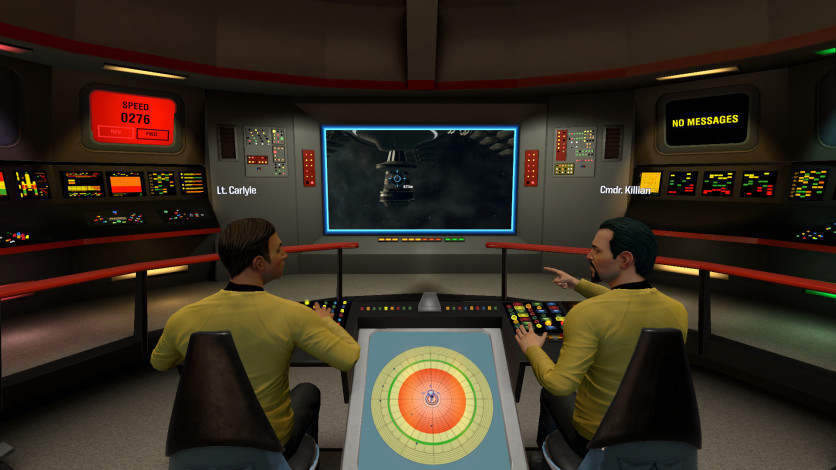 Screenshot 4 - Star Trek: Bridge Crew