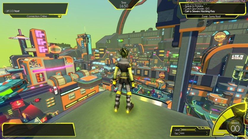 Screenshot 9 - Hover - Revolt of Gamers