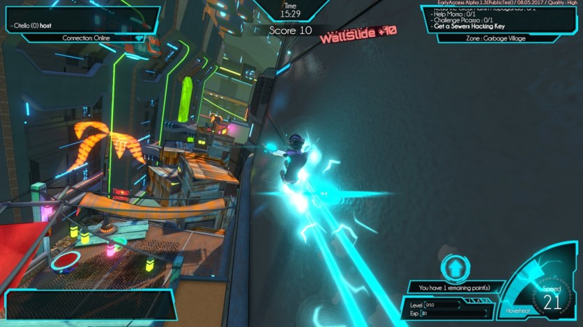 Screenshot 2 - Hover - Revolt of Gamers