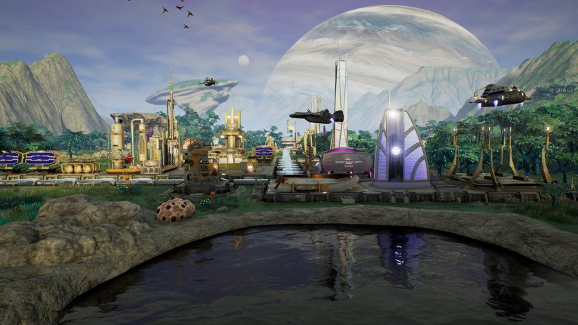 Screenshot 3 - Aven Colony