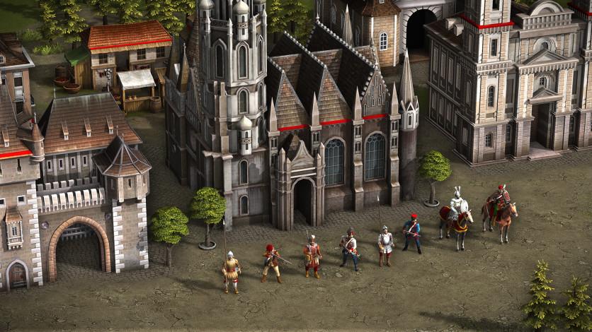 Screenshot 1 - Cossacks 3: Path to Grandeur