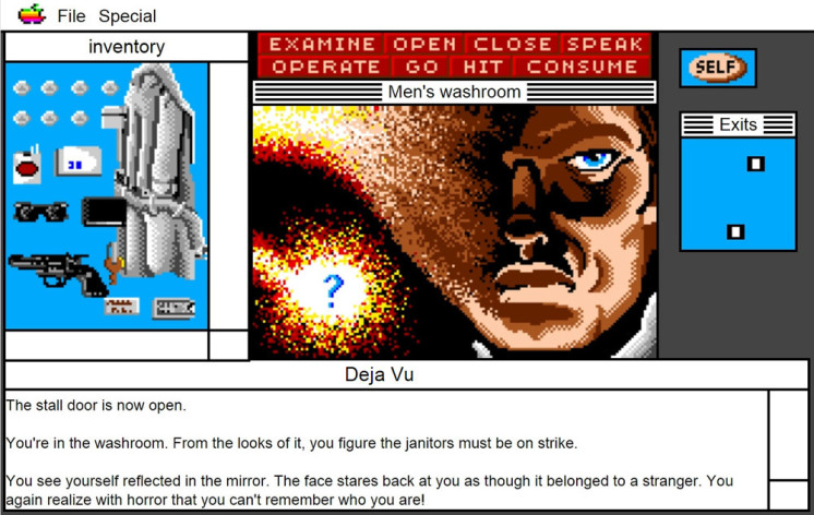 Screenshot 5 - Déjà Vu: MacVenture Series