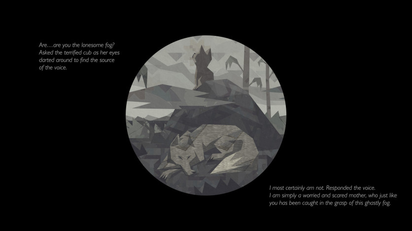 Screenshot 3 - The Lonesome Fog