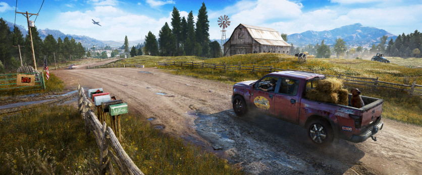 Screenshot 2 - Far Cry 5 - Deluxe Edition