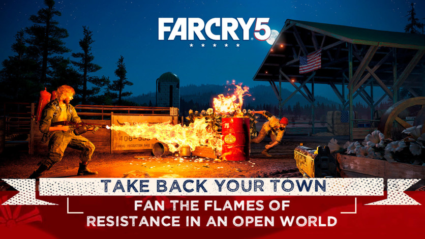 Screenshot 6 - Far Cry 5 - Deluxe Edition