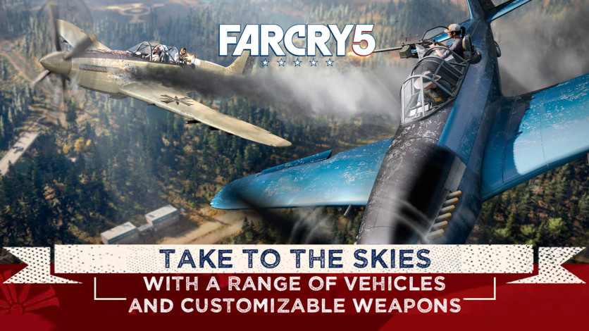 Screenshot 5 - Far Cry 5 - Deluxe Edition