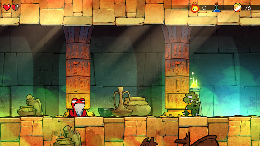 Screenshot 8 - Wonder Boy: The Dragon's Trap