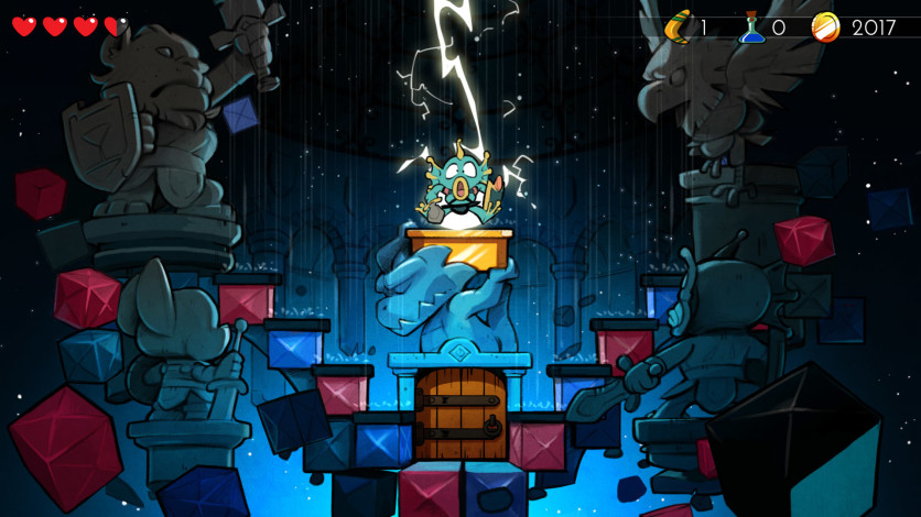Screenshot 10 - Wonder Boy: The Dragon's Trap