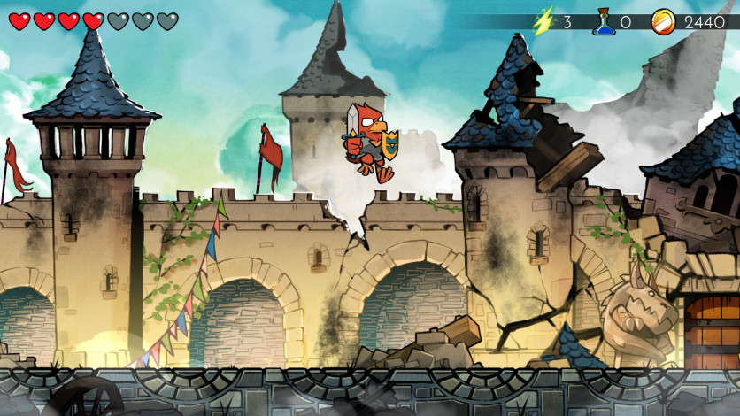 Screenshot 6 - Wonder Boy: The Dragon's Trap
