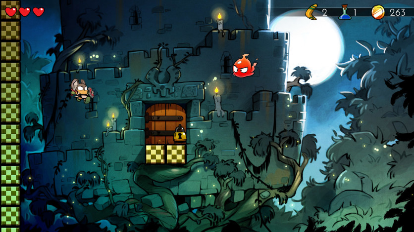 Screenshot 16 - Wonder Boy: The Dragon's Trap