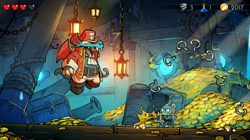 Screenshot 13 - Wonder Boy: The Dragon's Trap