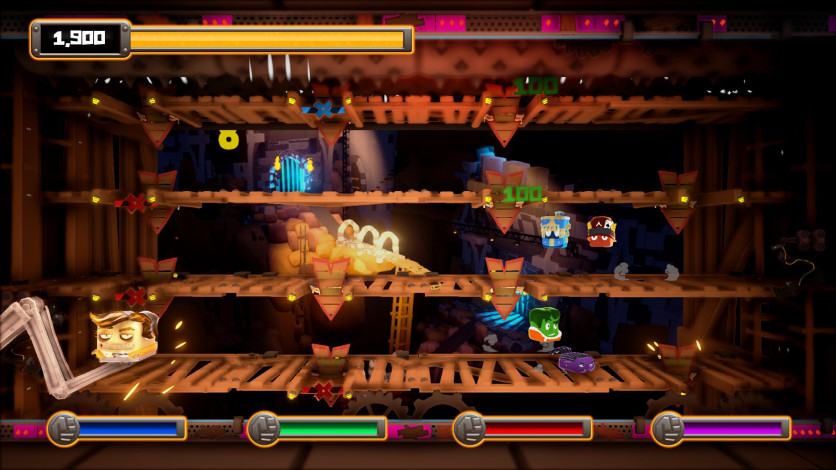 Screenshot 4 - Jump Stars
