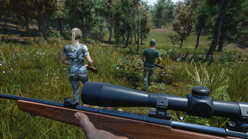 Screenshot 5 - Hunting Simulator