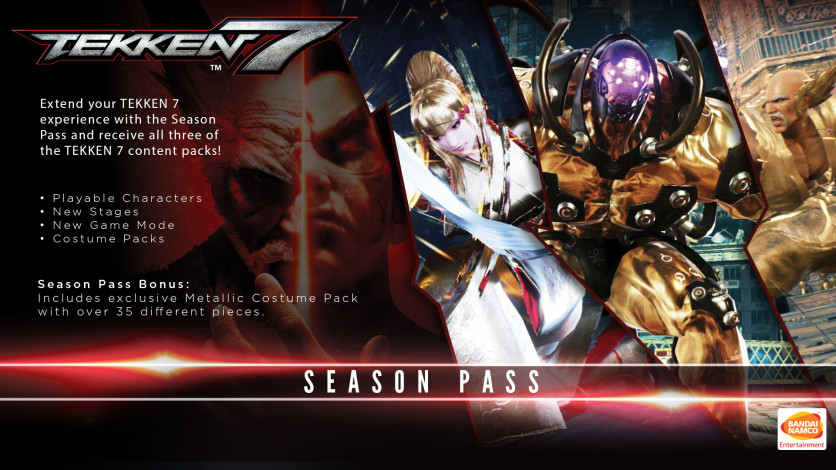 Screenshot 2 - TEKKEN 7 - Season Pass