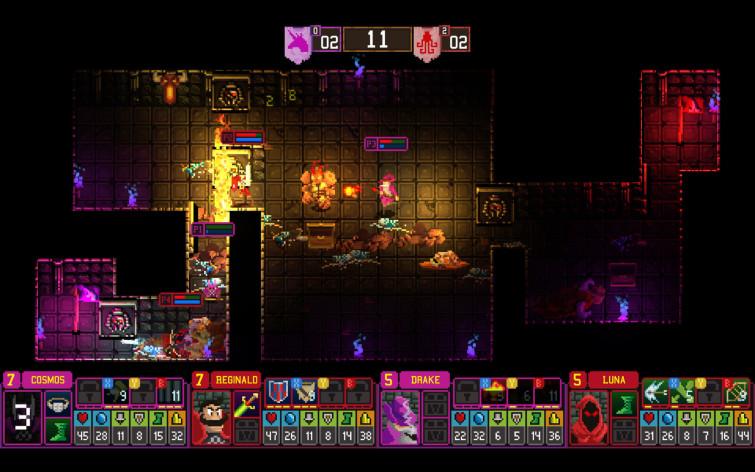 Screenshot 10 - Dungeon League