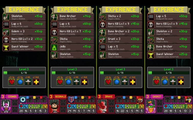 Screenshot 7 - Dungeon League
