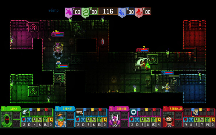 Screenshot 9 - Dungeon League