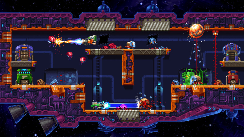 Screenshot 4 - Super Mutant Alien Assault