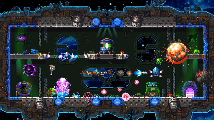 Screenshot 5 - Super Mutant Alien Assault