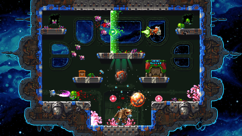 Screenshot 3 - Super Mutant Alien Assault