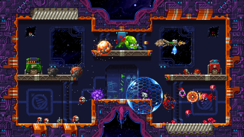Screenshot 6 - Super Mutant Alien Assault