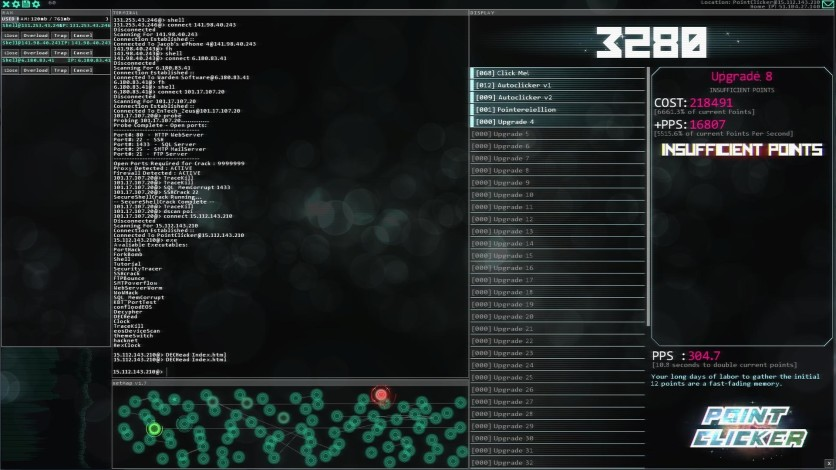 Screenshot 6 - Hacknet - Official Soundtrack