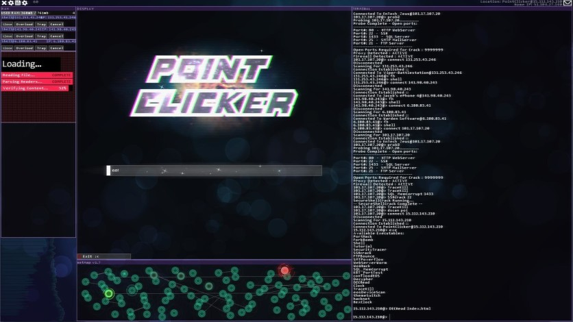 Screenshot 3 - Hacknet - Official Soundtrack