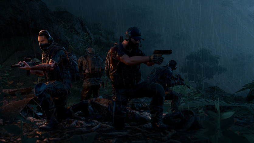 Screenshot 5 - Tom Clancy's Ghost Recon Wildlands - Fallen Ghost