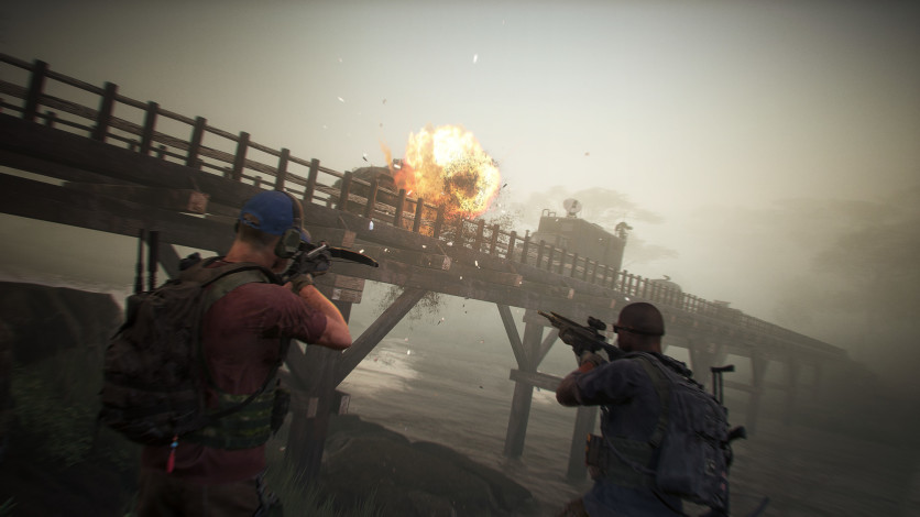 Screenshot 4 - Tom Clancy's Ghost Recon Wildlands - Fallen Ghost