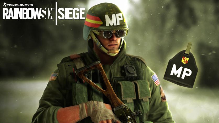 Screenshot 2 - Tom Clancy's Rainbow Six Siege - Thermite Military Police