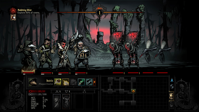 Screenshot 6 - Darkest Dungeon: The Crimson Court