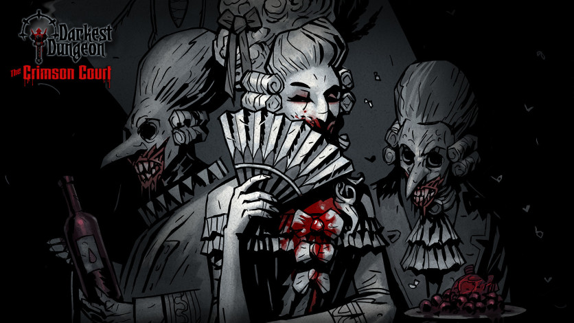 Screenshot 3 - Darkest Dungeon: The Crimson Court