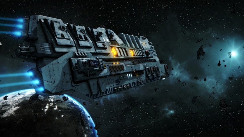 Screenshot 10 - Starpoint Gemini Warlords