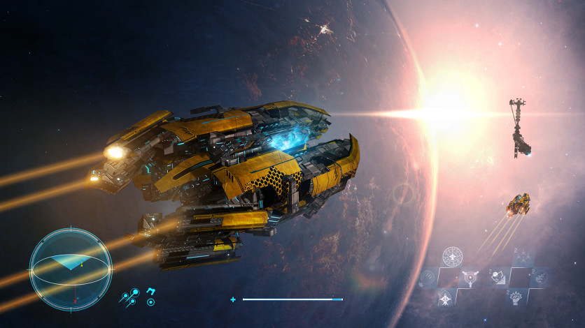 Screenshot 3 - Starpoint Gemini Warlords
