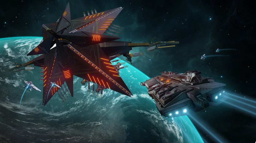 Screenshot 5 - Starpoint Gemini Warlords