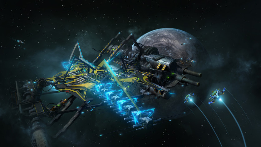 Screenshot 11 - Starpoint Gemini Warlords