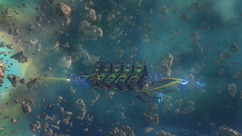 Screenshot 6 - Starpoint Gemini Warlords