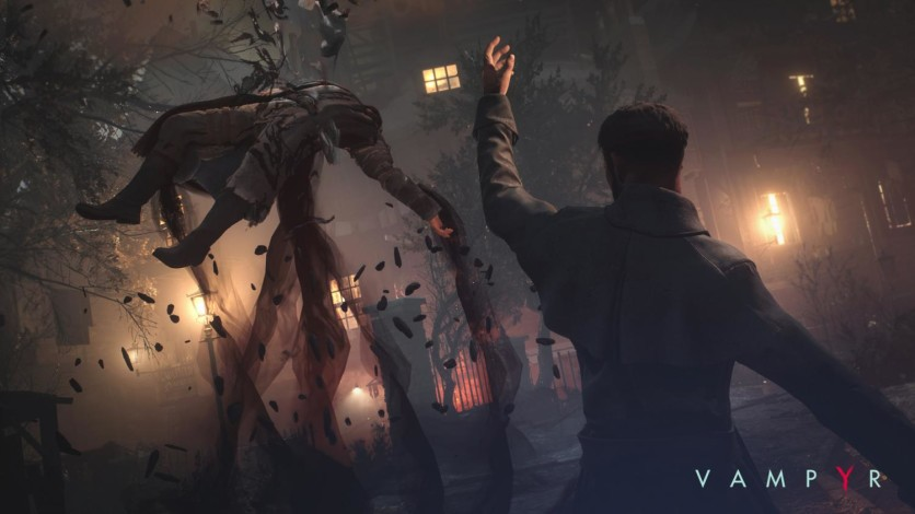 Screenshot 6 - Vampyr