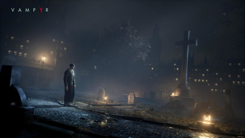 Screenshot 3 - Vampyr