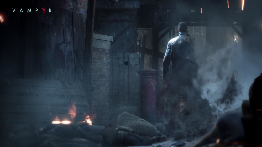 Screenshot 4 - Vampyr