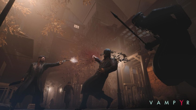 Screenshot 7 - Vampyr