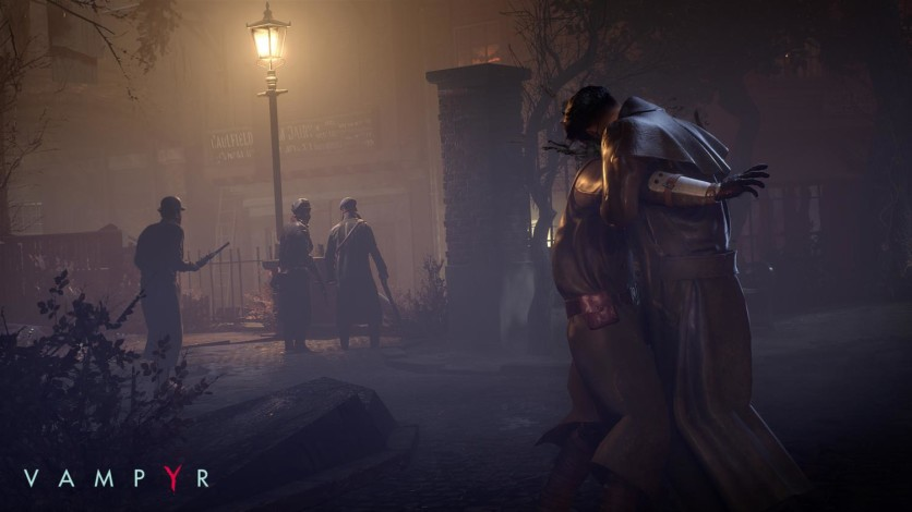 Screenshot 5 - Vampyr