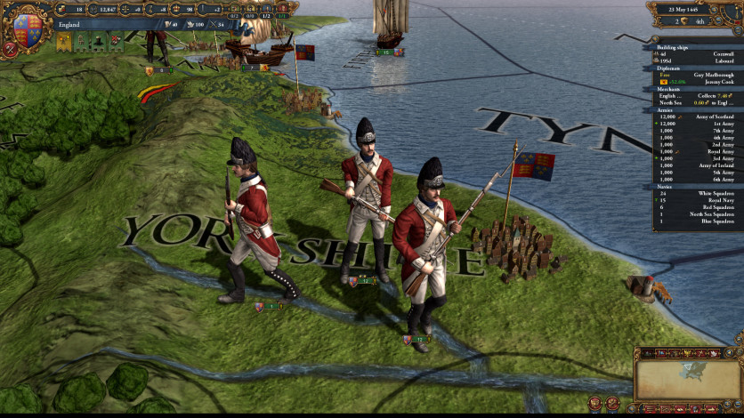 Screenshot 6 - Europa Universalis IV: Common Sense Content Pack