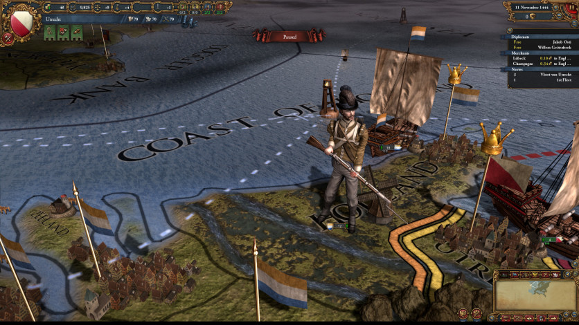 Screenshot 5 - Europa Universalis IV: Common Sense Content Pack
