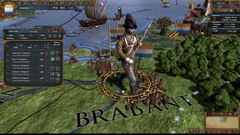 Screenshot 9 - Europa Universalis IV: Common Sense Content Pack