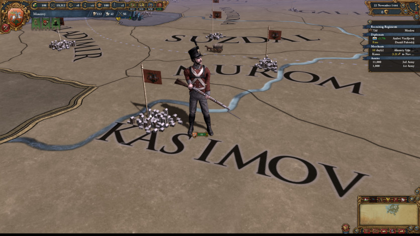 Screenshot 4 - Europa Universalis IV: Common Sense Content Pack